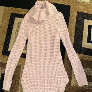 Turtleneck Sweater Tunic